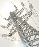 Power Transmission Line Royalty Free Stock Image