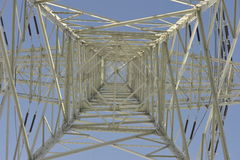 Power Transmission Pylon Stock Photos
