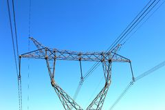 Free Power Transmission Tower Stock Photos - 18046163
