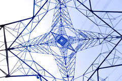 Free Power Transmission Tower Royalty Free Stock Photo - 18595865
