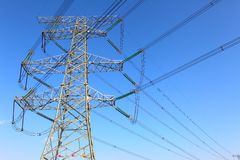 Free Power Transmission Tower Stock Images - 23586274