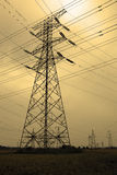 Power transmission Stock Image