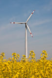 Power turbine Royalty Free Stock Image