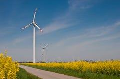 Power turbine Stock Photos
