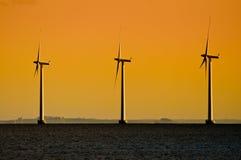 Power turbine Stock Images