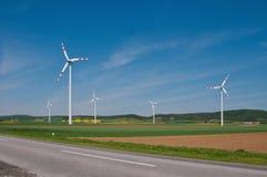Power turbine Royalty Free Stock Photos