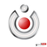 Power, volume button icon. Vector illustration. Stock Photography