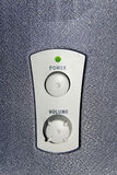Power and volume control stock image