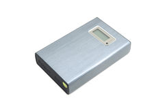 Powerbank or Battery bank Stock Image
