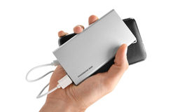 Powerbank Stock Photo