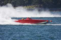 Powerboat Royalty Free Stock Photos