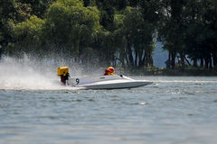 Powerboat sport Royalty Free Stock Image