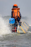 Powerboat sport Stock Photos