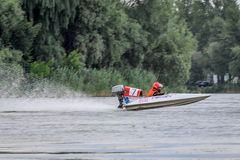 Powerboatsport Royalty-vrije Stock Foto