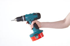 Powerdrill Royalty Free Stock Photos