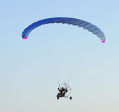 Powered parachute Royalty Free Stock Photos
