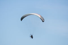 Powered parachute Royalty Free Stock Photography