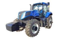 Powerful agrimotor Royalty Free Stock Photo