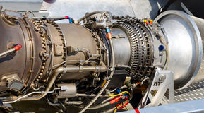 Powerful boat engine Royalty Free Stock Photography