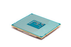 Powerful central processor Stock Photography