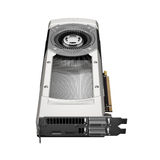 Powerful computer graphic card Royalty Free Stock Photos