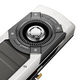 Powerful computer graphic card Royalty Free Stock Photography