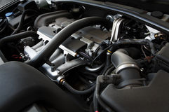 The powerful engine Stock Photos