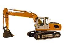 Powerful excavator Stock Photo