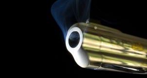 Powerful handgun Royalty Free Stock Images