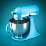 Powerful kitchen mixer Royalty Free Stock Photography