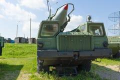 Powerful military machine Royalty Free Stock Photos