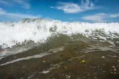 Powerful ocean breakers Royalty Free Stock Photo