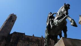 The powerful Ramon Berenguer III Stock Images