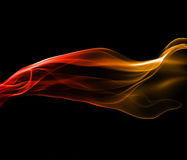 Powerful smoke abstract Stock Photos