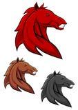Powerful stallion Royalty Free Stock Image