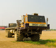 A powerful transport vehicle Stock Images