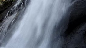Powerful waterfall Royalty Free Stock Image