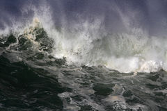 Powerful wave Royalty Free Stock Photography