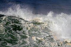 Powerful wave Royalty Free Stock Photos