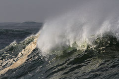Powerful wave Royalty Free Stock Images