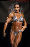 Powerful Women's Physiques Displayed in Vancouver Royalty Free Stock Image