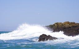 Powerfull Sea Stock Photography
