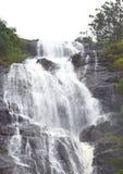 Powerhouse Waterfall at Periyakanal, Munnar-Thekkady Road, Kerala, India Stock Images