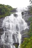 Powerhouse Waterfall at Periyakanal, near Munnar, Kerala, India Stock Photos