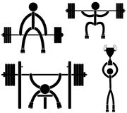 Powerlifting Stock Images