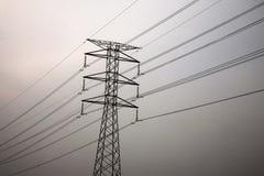 Powerlines Stock Photo