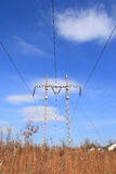 Powerlines Royalty Free Stock Image