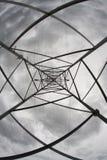 Powerlines Stock Image