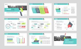 Free Powerpoint Presentation Template Background. Royalty Free Stock Photo - 82359575
