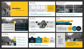 Free Powerpoint Presentation Template Background. Stock Photography - 85982022